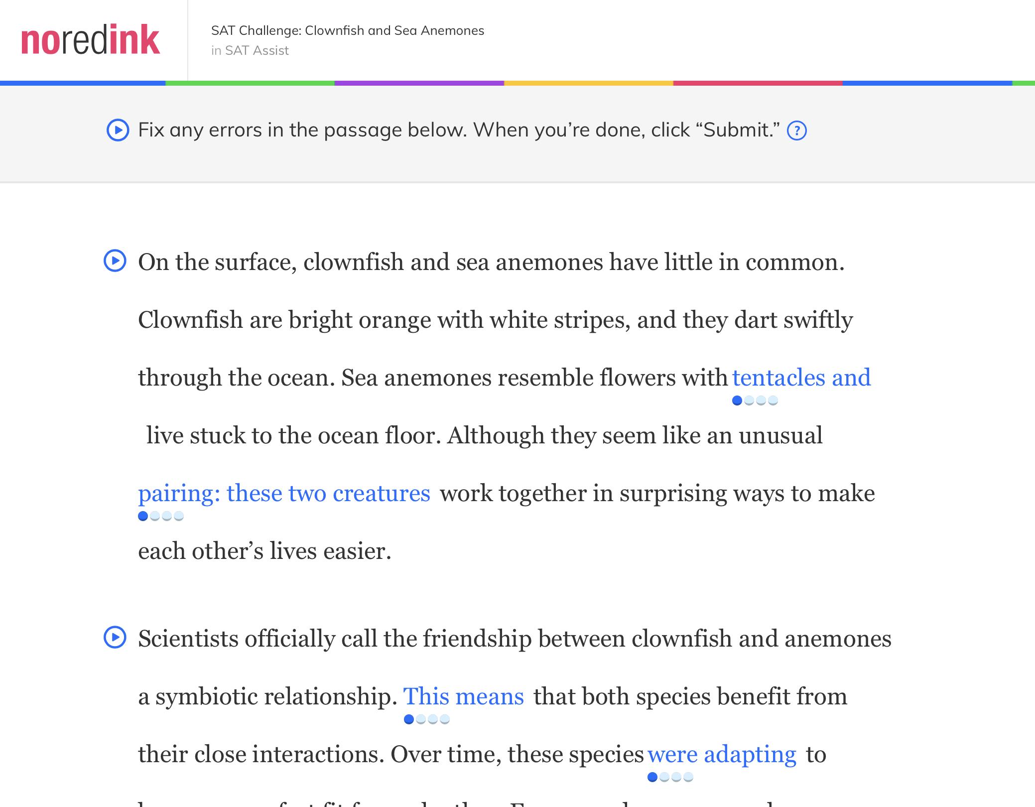 Noredink answers key - lkeepanexmis