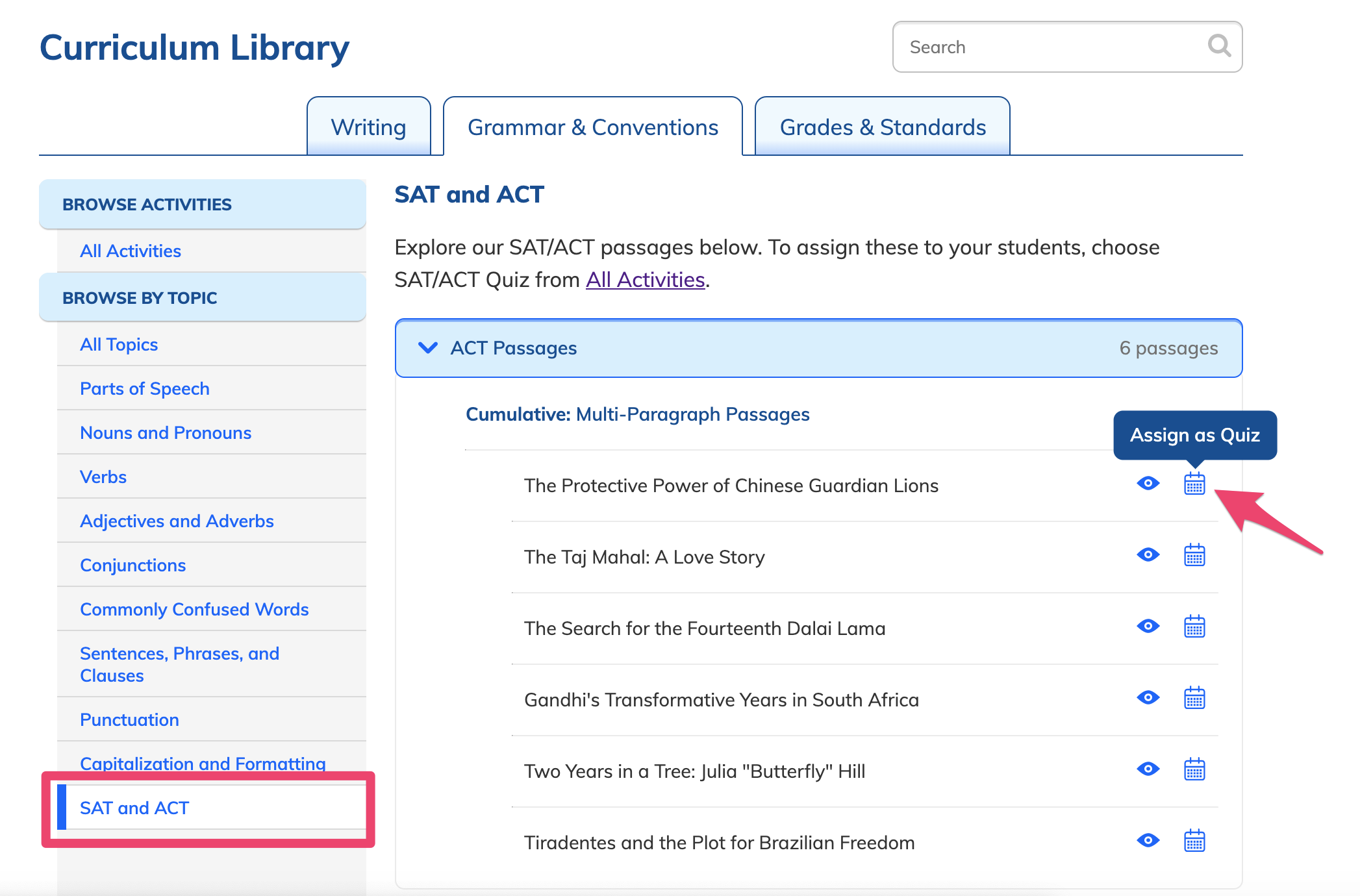 How can I use NoRedInk to prepare for the ACT® and SAT ...